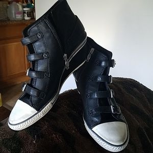ASH Genial leather sneaker